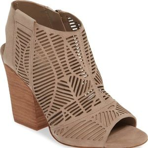 Kimora Cutout Shield Sandal